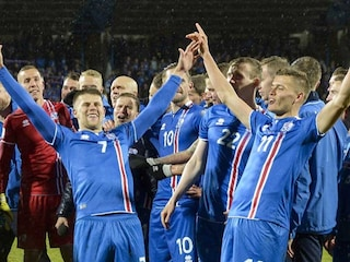 More History For Iceland, Serbia Clinch FIFA 2018 World Cup Spot