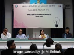 IIM Rohtak Organises Second Edition Of Management Summit