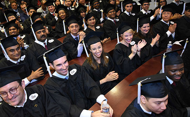 First Batch Of IIMB And TBS's Joint Aerospace MBA Graduate In France