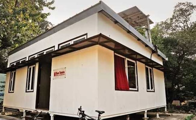 Built By IIT Bombay Students, This House Can Generate Energy