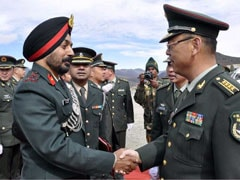 China, India Army Meet As Xi Jinping Thanks Villagers For Guarding Border