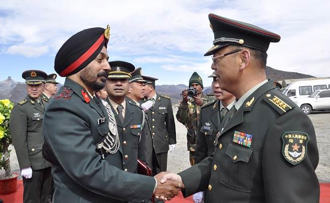 भारत और चीन ने प्रभावी सीमा प्रबंधन के उपायों पर की चर्चा