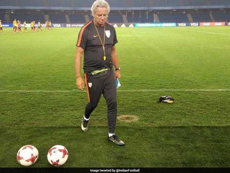 FIFA U-17 World Cup: We Could Have Won Match Against Colombia: India Coach Luis Norton de Matos