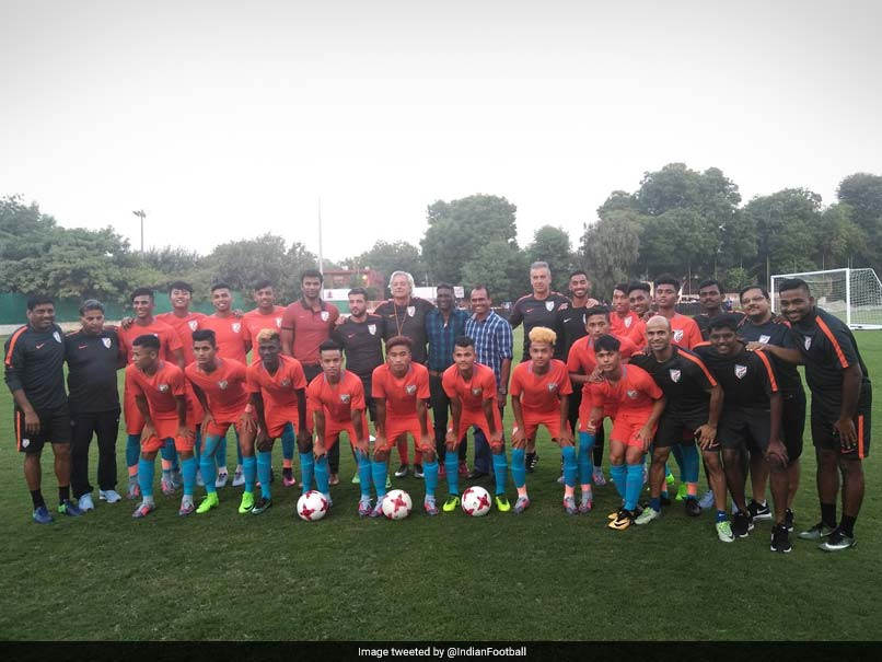 FIFA U-17 World Cup: Wishes Pour In For Team India Ahead Of Opener vs USA
