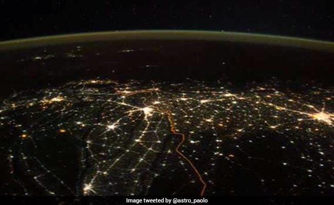 दीपावली के दिन अंतरिक्ष से ली गई भारत की फोटो फिर से निकली Fake
