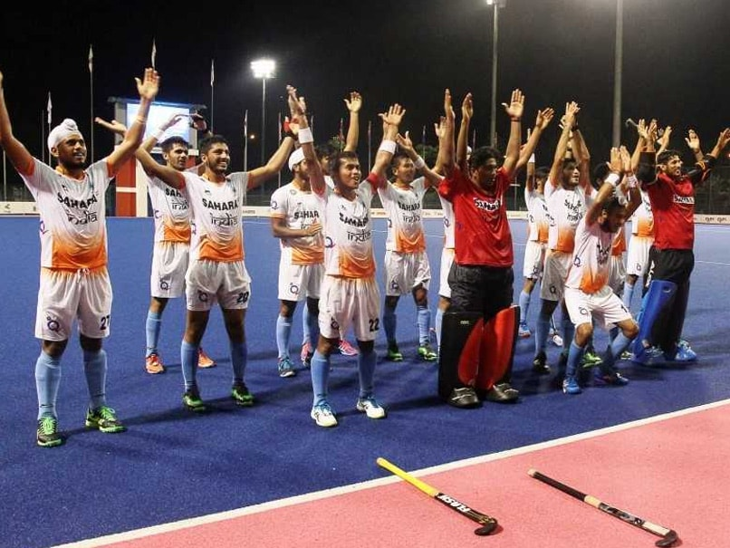 Sultan Of Johor Cup: India Junior Men
