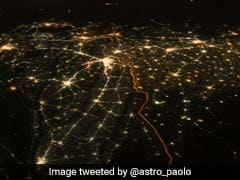 We Finally Have A Real Pic Of India From Space On Diwali