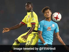 FIFA U-17 World Cup 2017 Highlights: Penalosa Nets Twice As Colombia Beat India 2-1