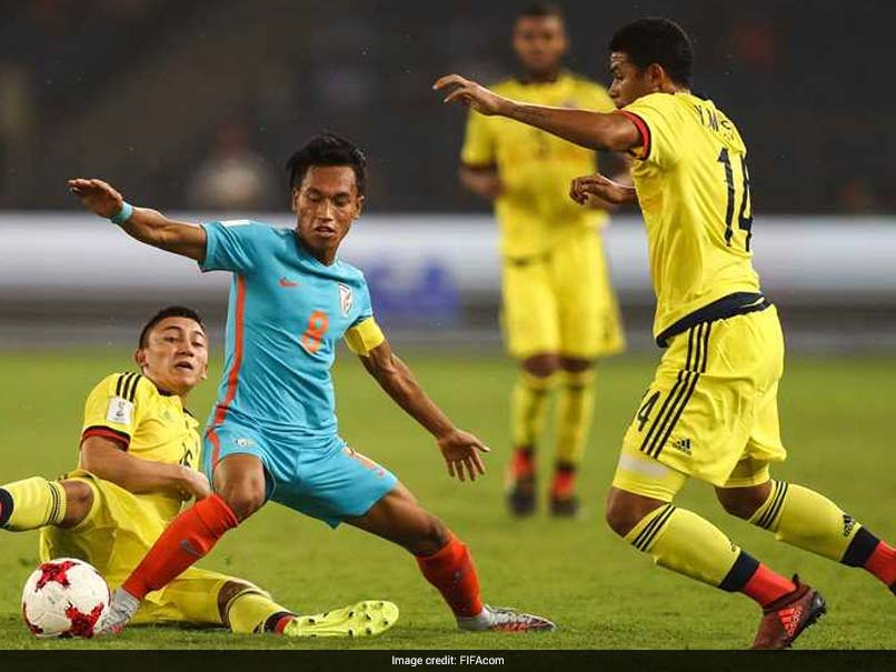 FIFA U-17 World Cup: Jeakson Thounaojam Creates History, Colombia Sweat Hard To Win 2-1