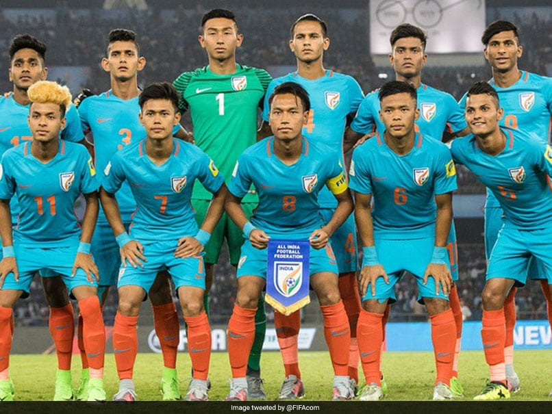 7080a33ad16 FIFA U-17 World Cup  Goalkeeper Moirangthem Dheeraj Disappointed At India  Loss Despite Praise By US Coach