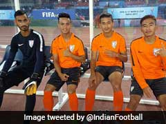 FIFA U-17 World Cup: 'Forgive Us For Being Jealous', Sunil Chhetri To India Team