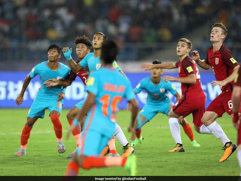 FIFA U-17 World Cup: Twitterati Hail India's Spirited Performance Against USA