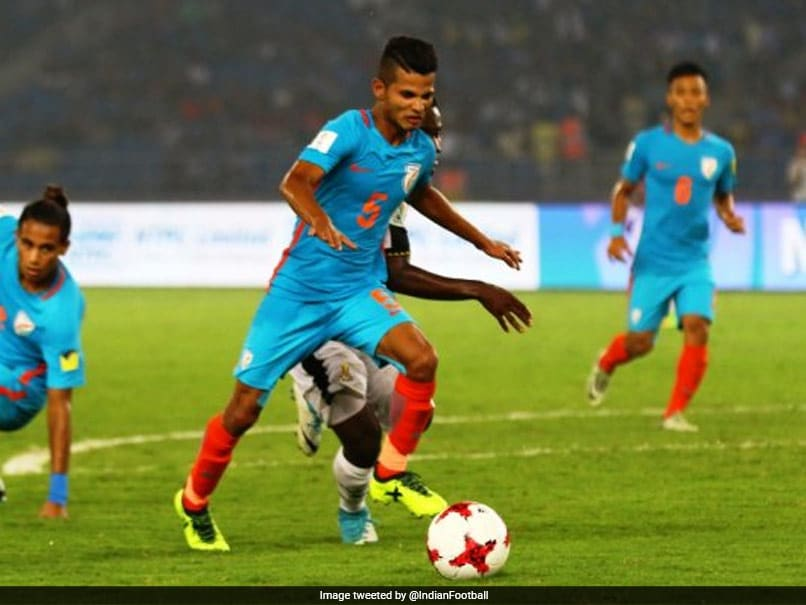 FIFA U-17 World Cup: Twitterati Applaud Indian Colts
