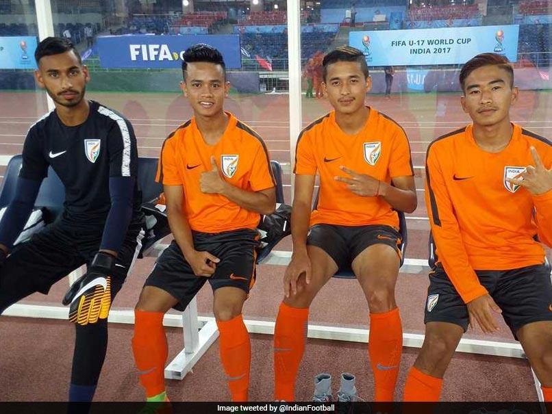 FIFA U-17 World Cup: 'Forgive Us For Being Jealous', Sunil Chhetri To India Team