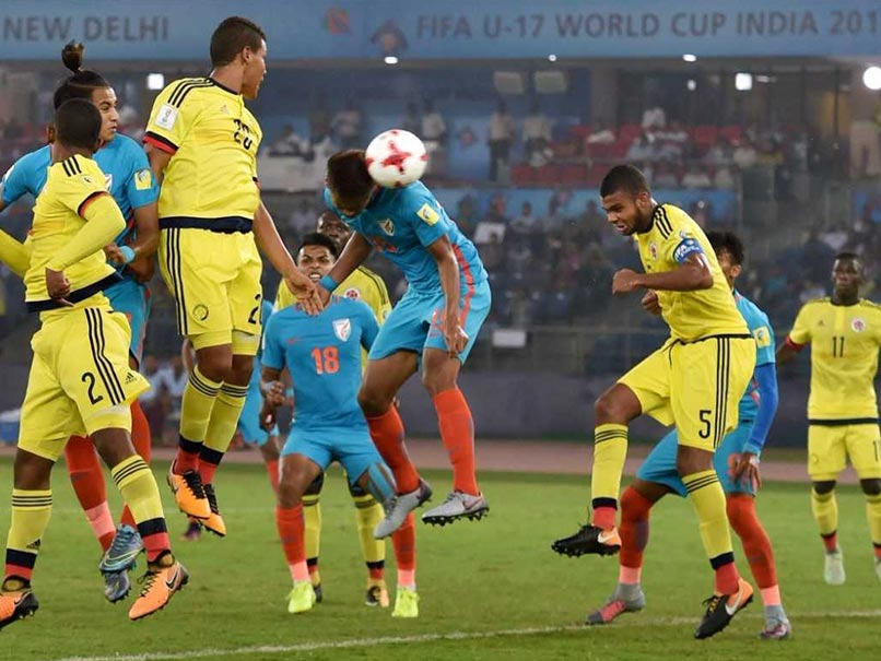 FIFA U-17 World Cup: Colombia Coach Praises India