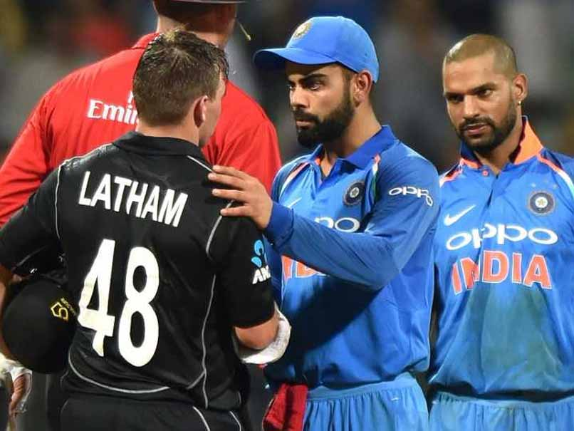 India aims at cricket ODI series win against New Zealand
