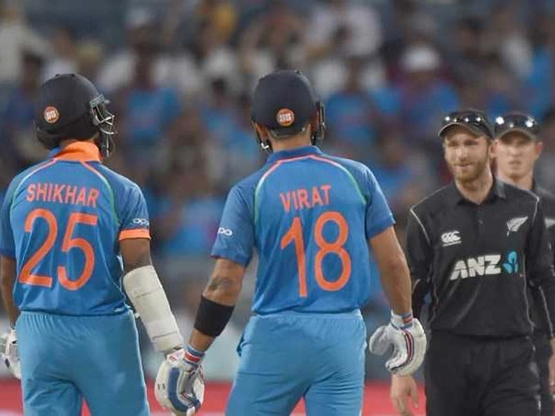 India vs New Zealand, 3rd ODI: Hosts Aim To Ride Momentum In Series Decider