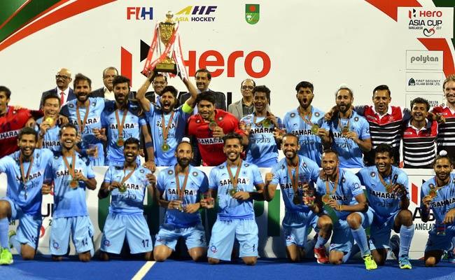 मलेशिया को 2-1 से हराकर भारत तीसरी बार बना एशिया कप चैंपियन