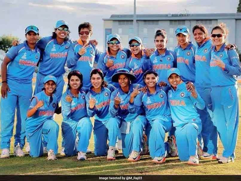 India Women To Play ICC Championship Opener Against South Africa in February