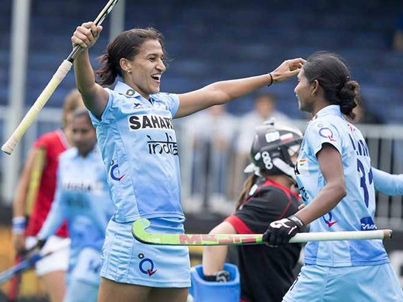 Womens Asia Cup: India Thump Singapore 10-0 To Start Their Campaign