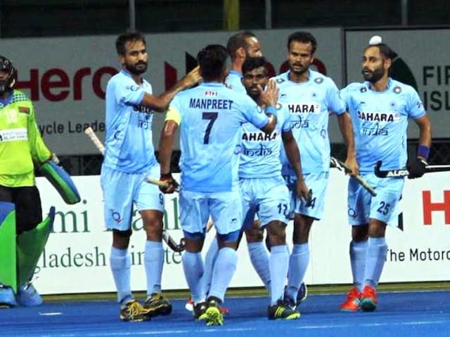 Asia Cup Hockey Final 2017 Highlights: India Beat Malaysia To Lift Their 3rd Continental Title