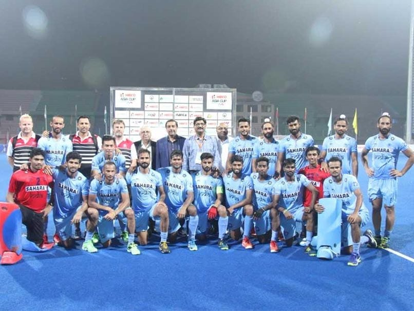 Asia Cup Hockey 2017: India Face Pakistan Again On October 21 In Super 4s Stage