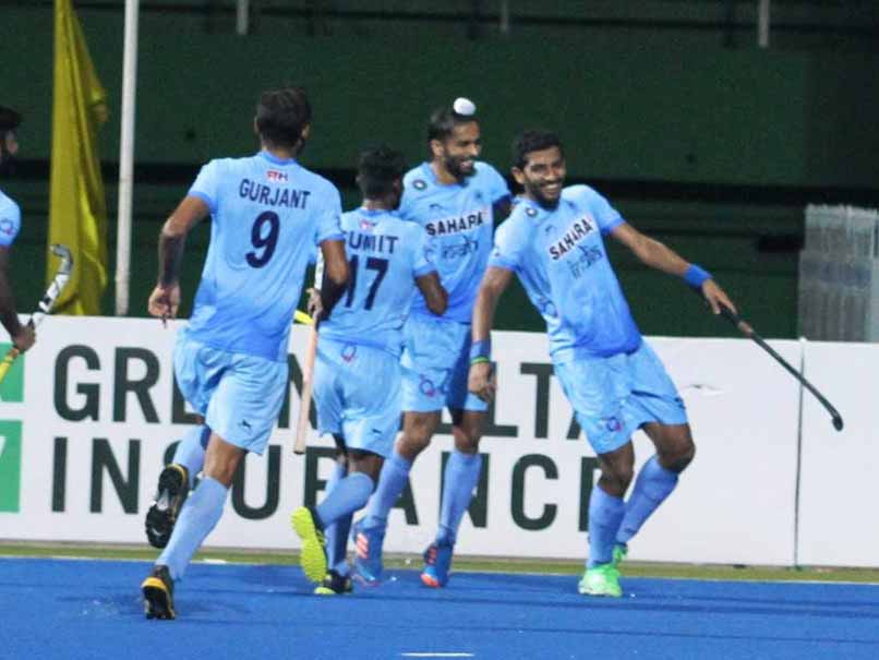 India beat Malaysia to lift 3rd Asia Cup Hockey Title