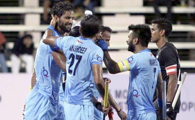 हॉकी: एशिया कप में भारत की धमाकेदार जीत, बांग्लादेश को 7-0 से रौंदा