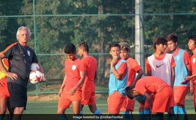 फीफा अंडर-17 वर्ल्डकप कल से, पहले दिन भारतीय टीम का मुकाबला अमेरिका से होगा