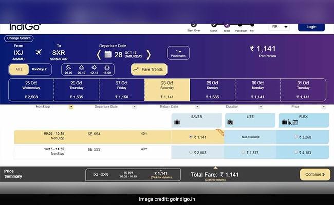 indigoRs 1141 IndiGo sale IndiGo tickets IndiGo flights IndiGo discount IndiGo scheme