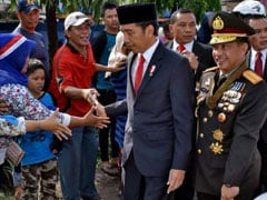Joko Widodo Sworn In As Indonesia's President For Second Term