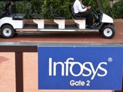 Infosys March Quarter Net Profit Rises 13% To Rs 4,074 Crore