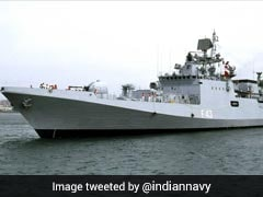 Government To Start Process To Buy 12 Minesweepers