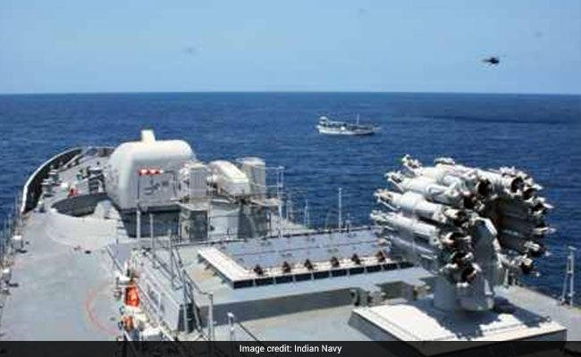 ins trishul piracy gulf of aden 2017
