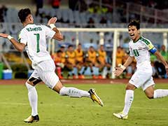 FIFA U-17 World Cup: Iraq Eye Historic Knockout Stage Passage