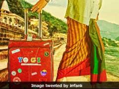 <i>Qarib Qarib Singlle</i> Poster: Follow Yogi Irrfan Khan's <i>Safarnama</i>