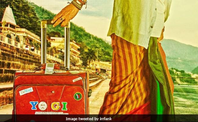 Qarib Qarib Singlle Poster: Follow Yogi Irrfan Khan's Safarnama