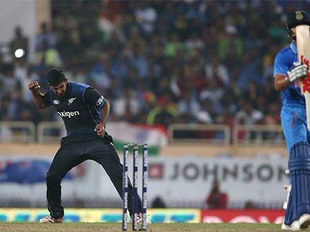 India vs New Zealand: Ish Sodhi Replaces Injured Todd Astle in Kiwi ODI Squad