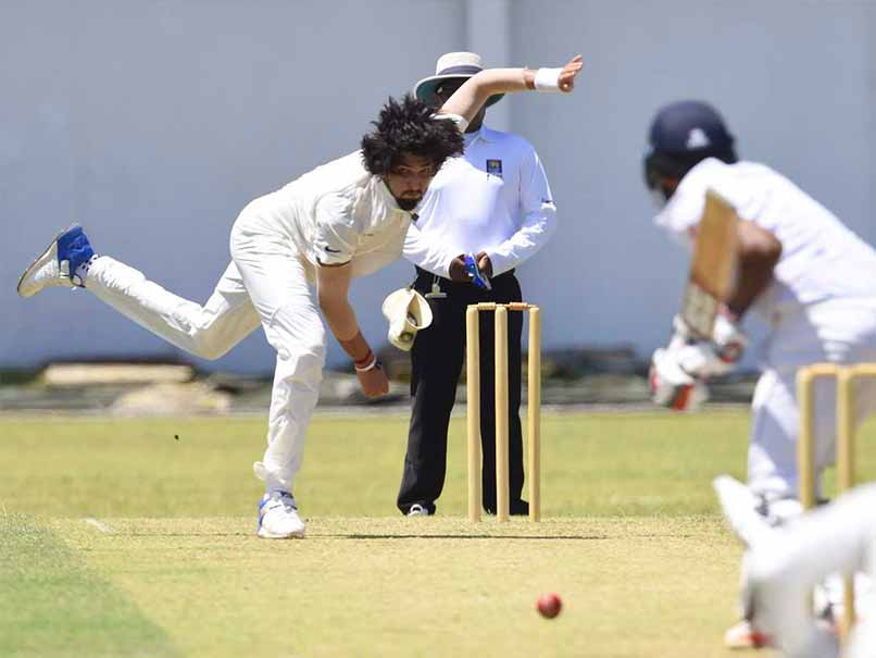 Ranji Trophy: Ishant Sharma, Manan Sharma Put Delhi On Top vs Railways