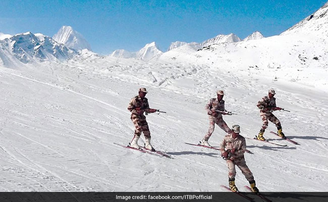 To Counter China's Military Buildup, India To Move ITBP Command To Leh