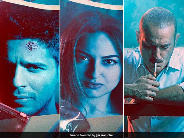 Trending: First Ittefaq Posters, Starring Sonakshi Sinha, Akshaye Khanna And Sidharth Malhotra