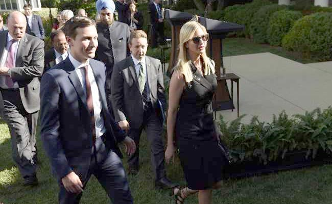 Ivanka Trump To Speak After PM Narendra Modi At Hyderabad Summit Next Month