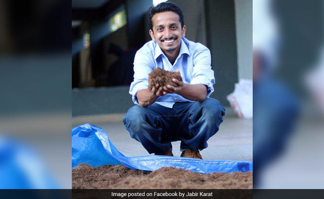 Meet Jabir Karat, A Delhi University Post Graduate Who Is Changing The Perceptions On Waste Management In Kerala