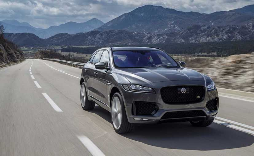 Jaguar-Land Rover Sets Sales Target Of 4,500 Units For This Fiscal