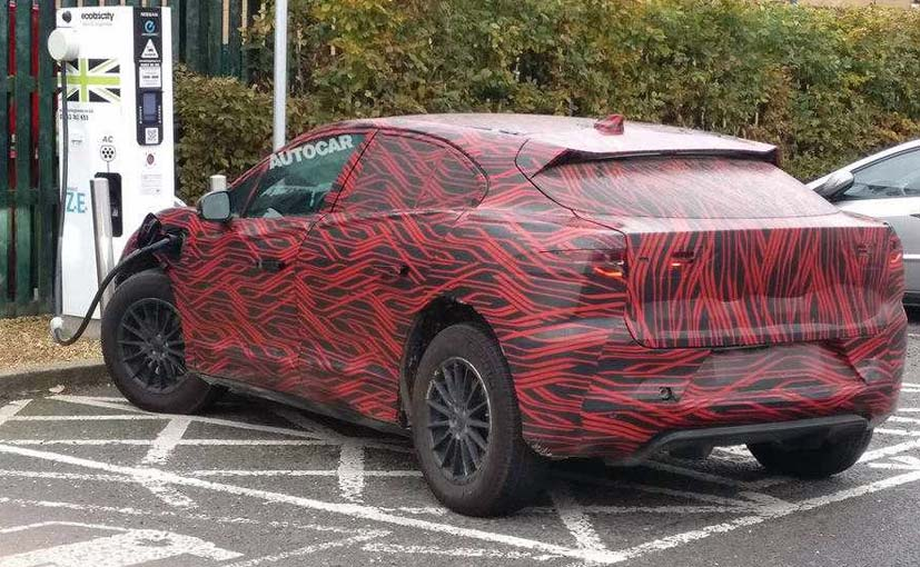 Jaguar I-Pace Spotted Testing, To Be Unveiled At Geneva Motor Show