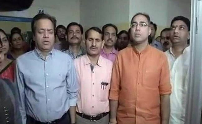 Jaipur Mayor to send opponents of 'National Anthem, Vande Mataram' to Pak!