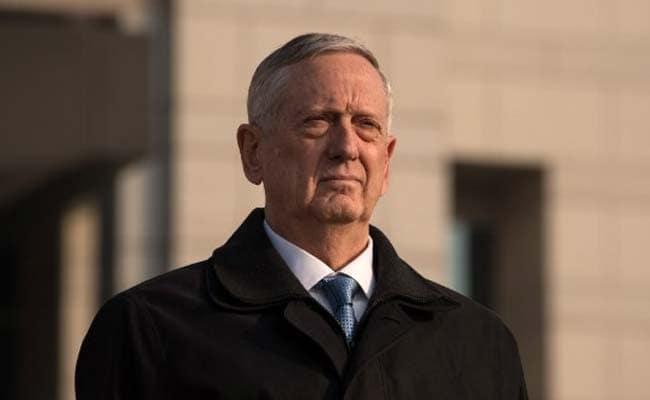 Jim Mattis Warns 'Massive' Response To North Korea Nuclear Weapon Use