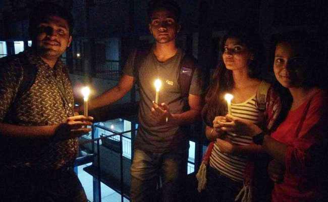 दिवाली से पहले भाईचारे की रोशनी से नहाई जामिया मिलिया इस्लामिया यूनिवर्सिटी