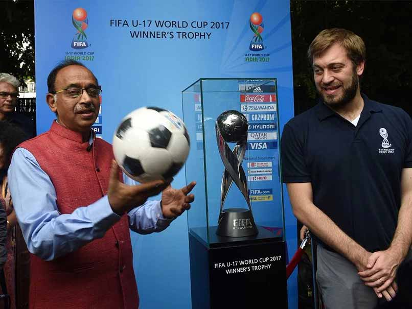 FIFA U-17 Event's Turnout Has Pipped 2011 ICC World Cup, Feels Ceppi