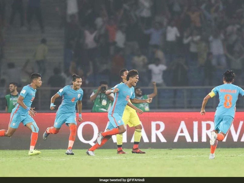 FIFA U-17 World Cup: We Believe We Can Win Against Ghana, says Jeakson Singh Thanoujam